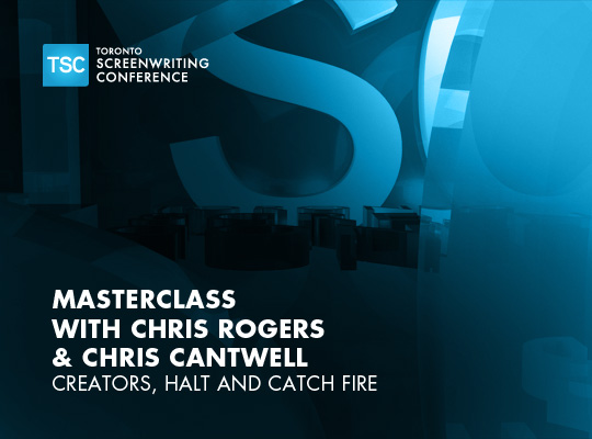 Masterclass with Chris Cantwell and Chris Rogers