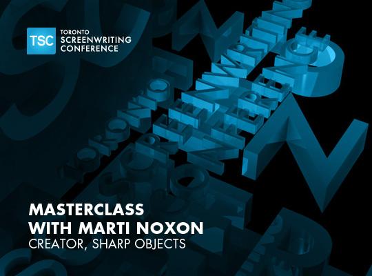 Masterclass with Marti Noxon