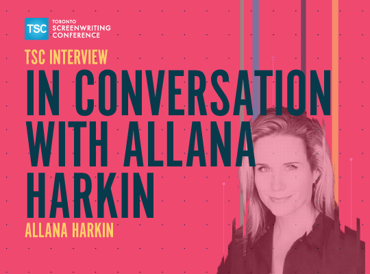 In Conversation with Allana Harkin