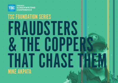 Fraudsters & the Coppers that Chase Them
