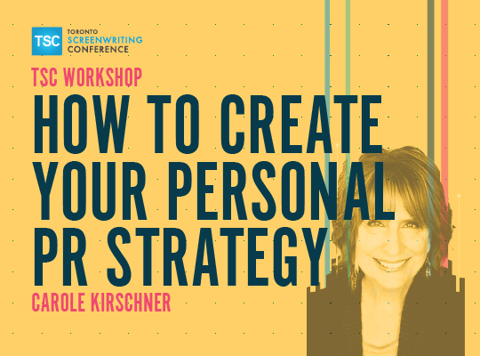 How To Create Your Personal PR Strategy